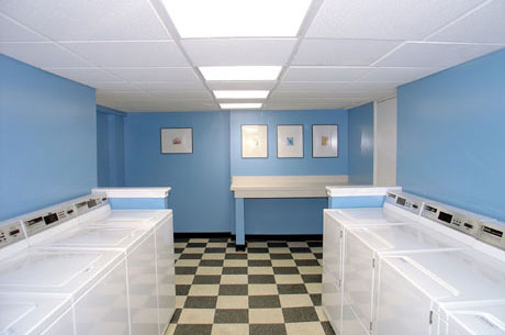 How Better Lighting Can Improve Your MDU Laundry Room