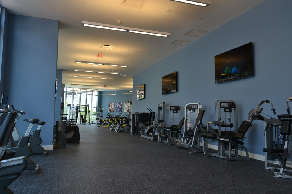 Beacon Harbor Point Workout Space