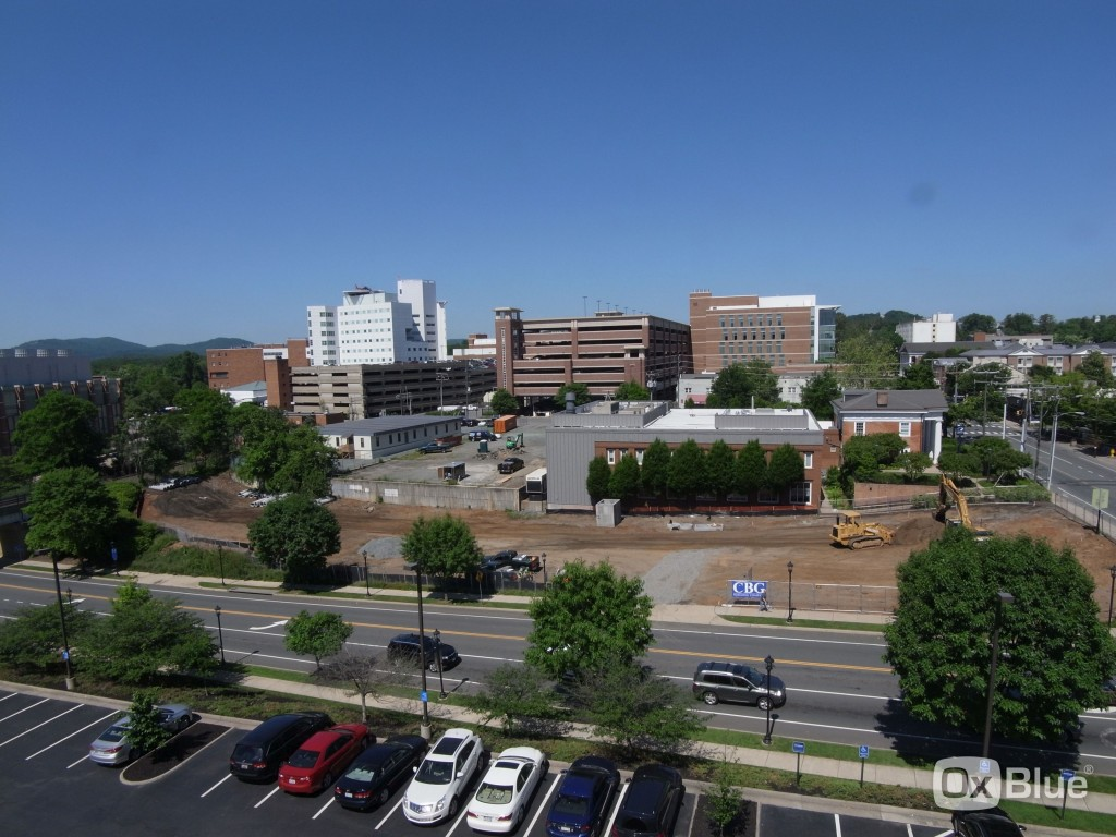 University of Virginia  Construction Cam - 5/22/15