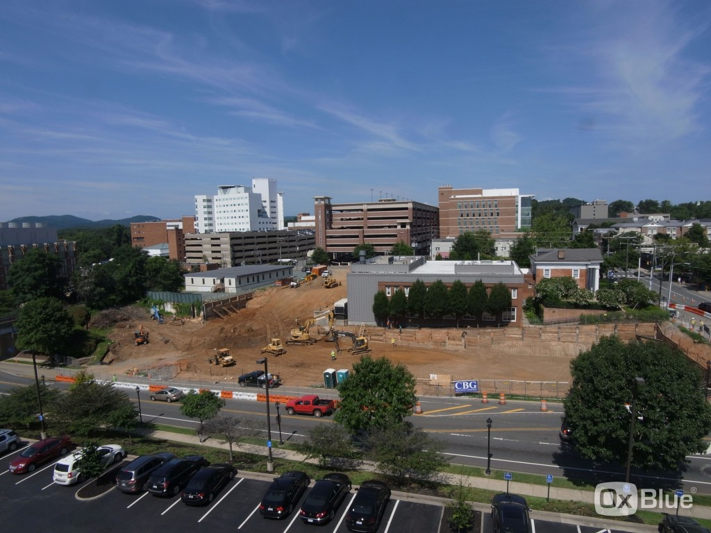 University of Virginia  Construction Cam - 7/16/15