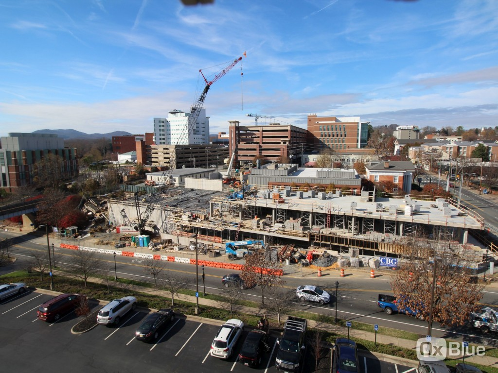 University of Virginia  Construction Cam - 11/26/15