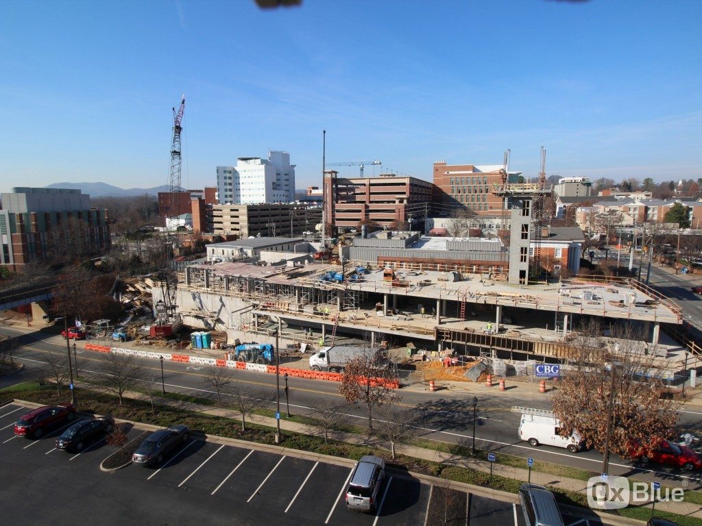 University of Virginia  Construction Cam - 12/10/15