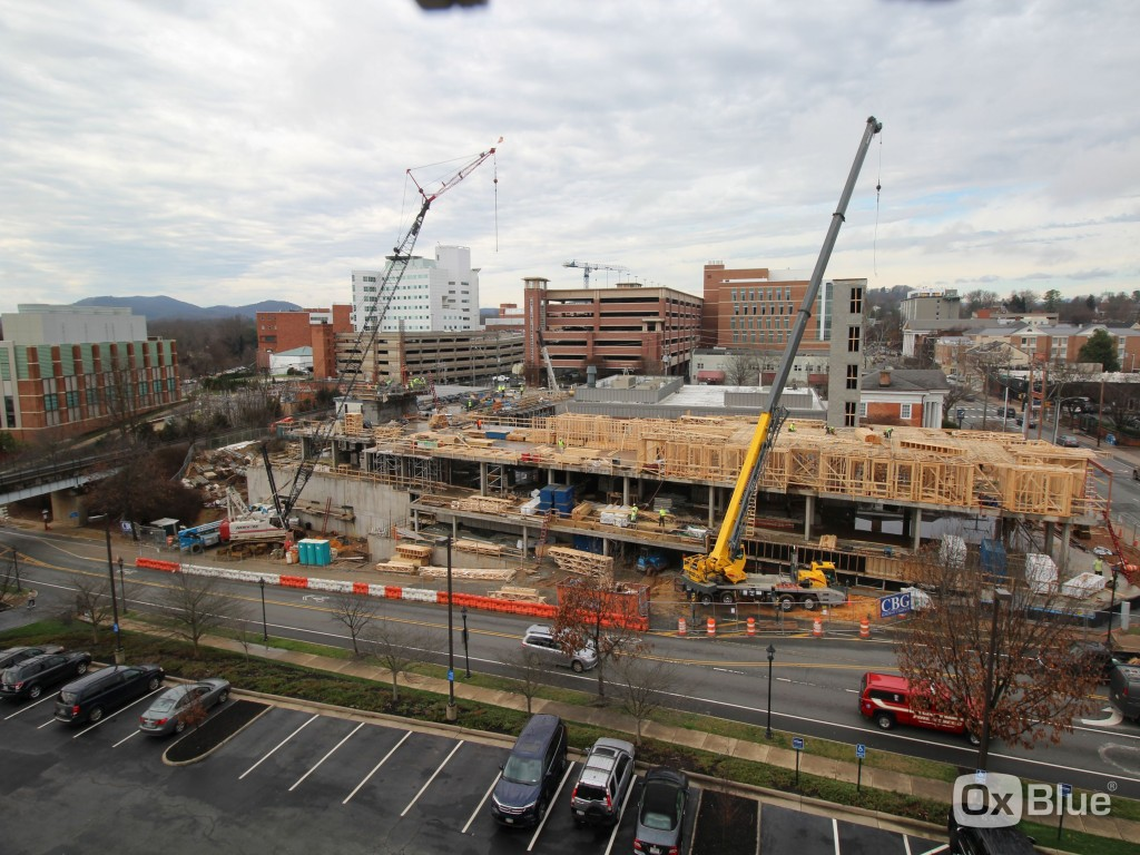 University of Virginia  Construction Cam - 12/31/15